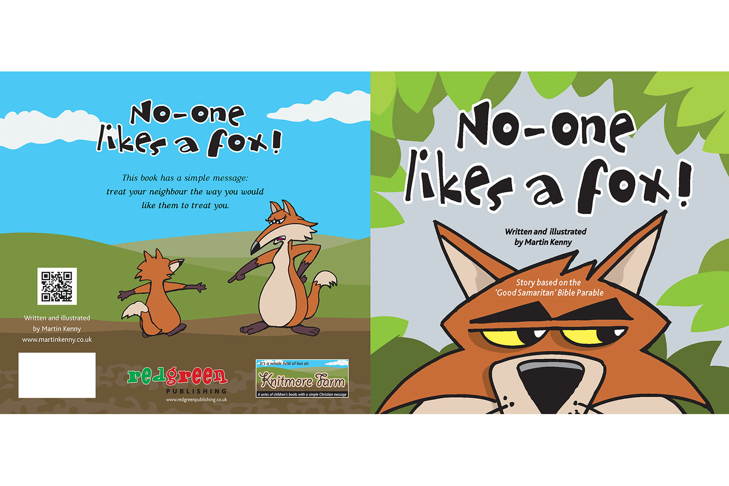 No-one likes a fox