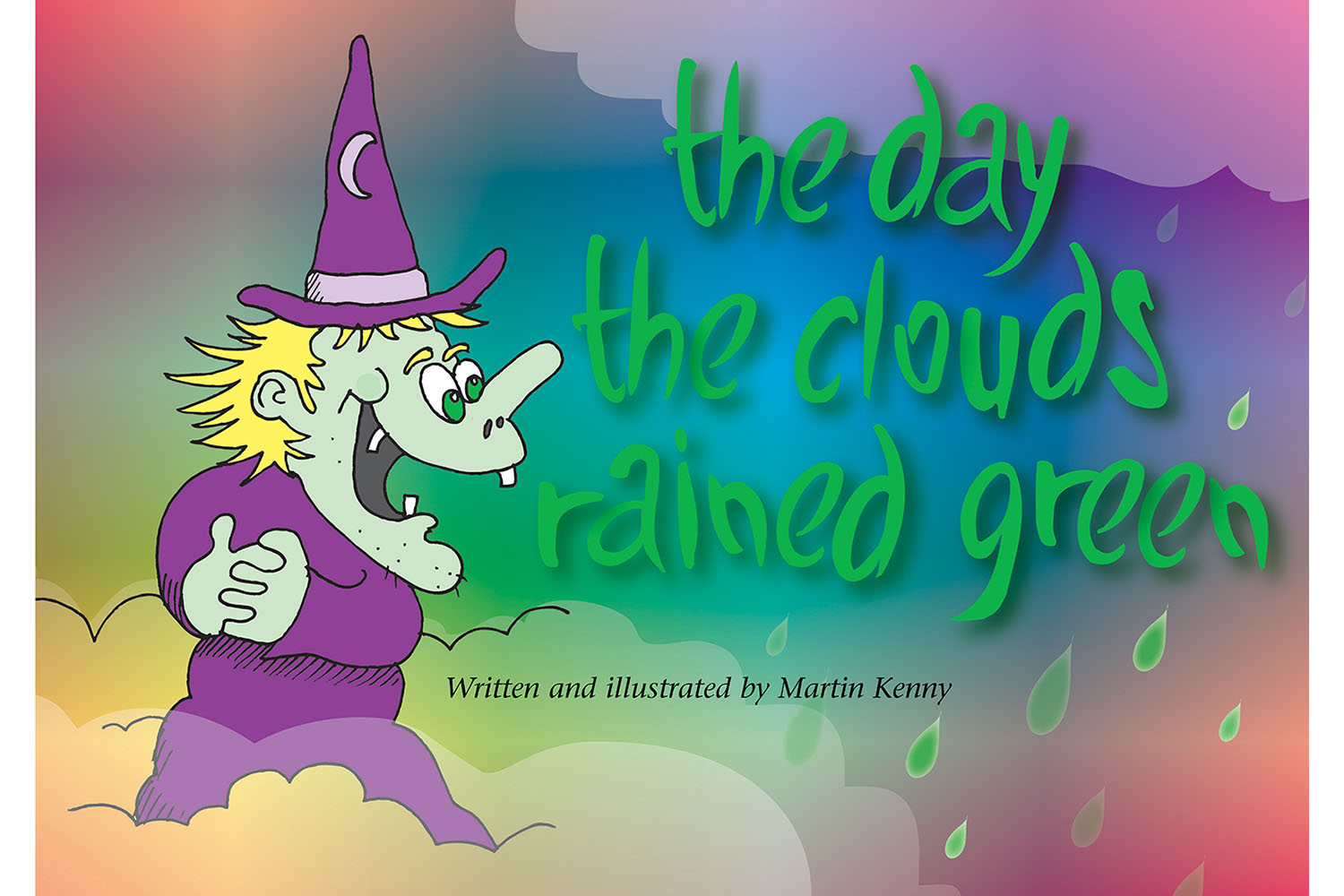 Clouds Rained Green Cover