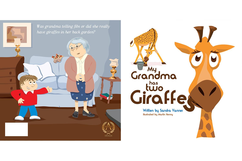 My Grandma has two Giraffes