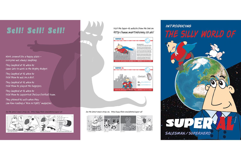 Super AL booklet