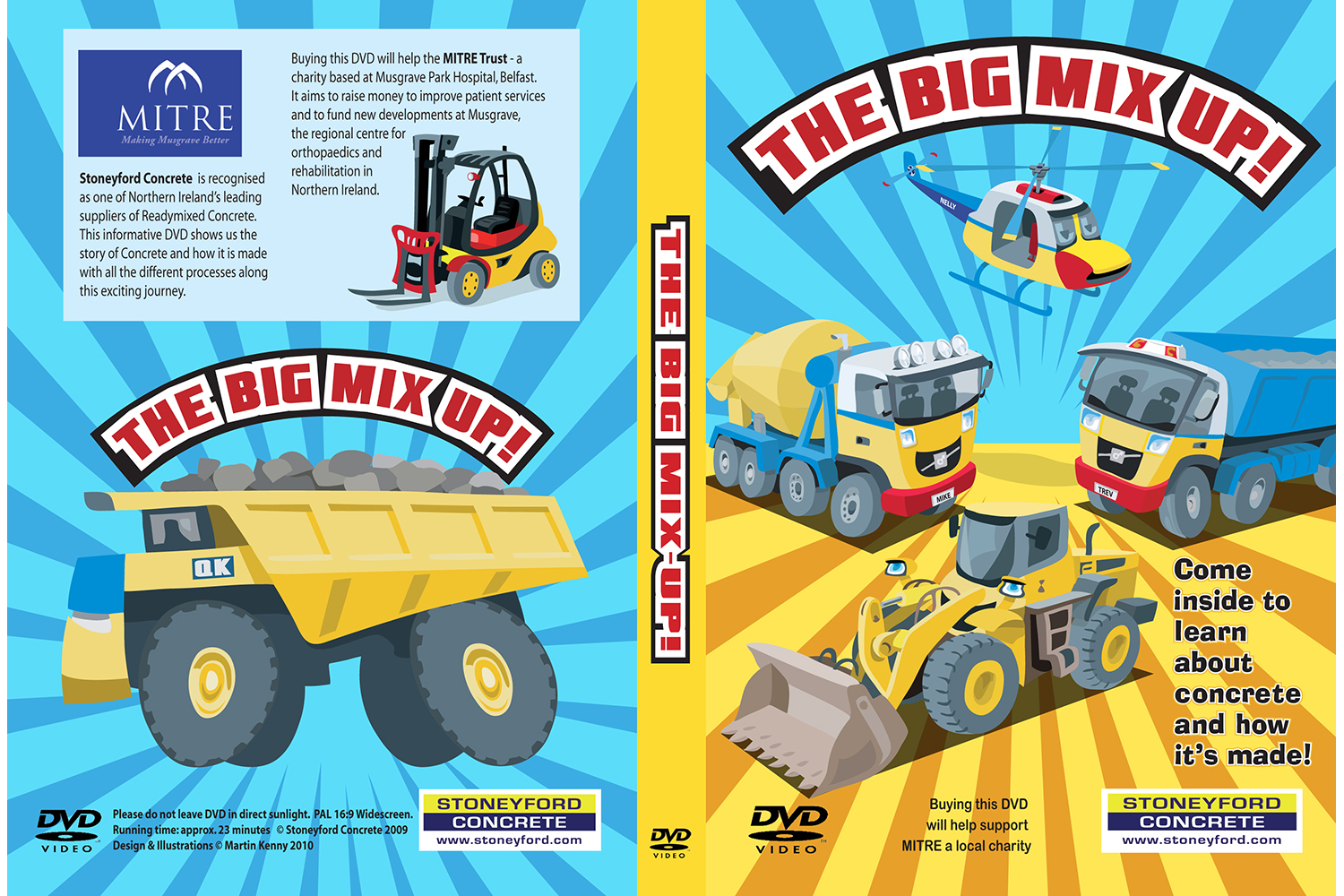 Big Big mix up DVD Video