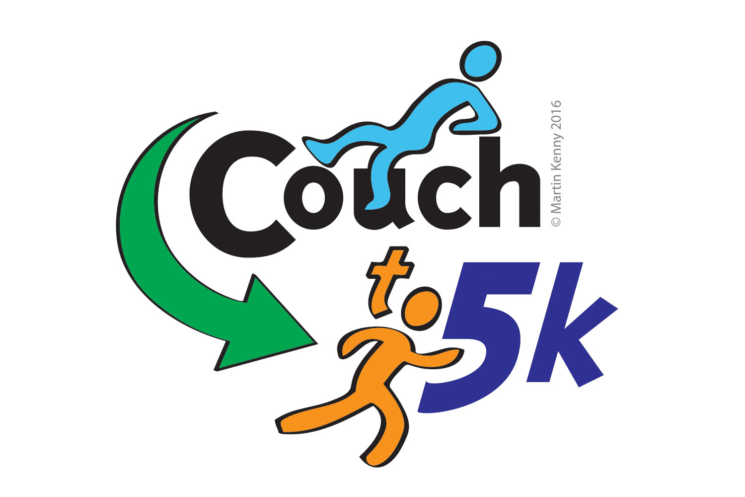From couch to 5k