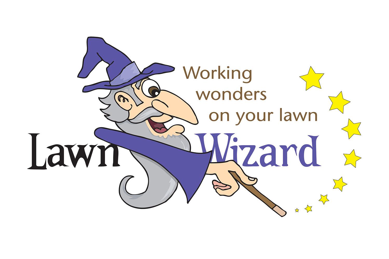 Lawn Wizard Logo